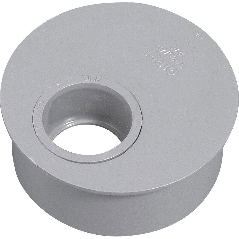 Tampon de r duction pvc m le femelle diam 80 32 mm girpi - Bon de reduction leroy merlin ...
