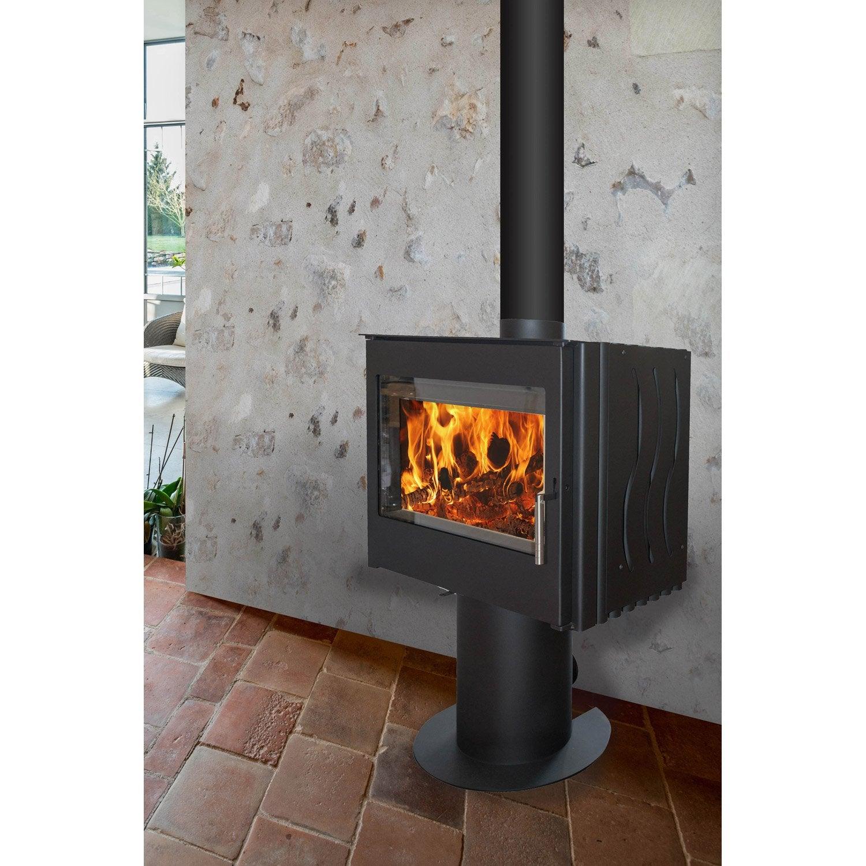 Poele a bois artwood - Comment allumer une cheminee ...