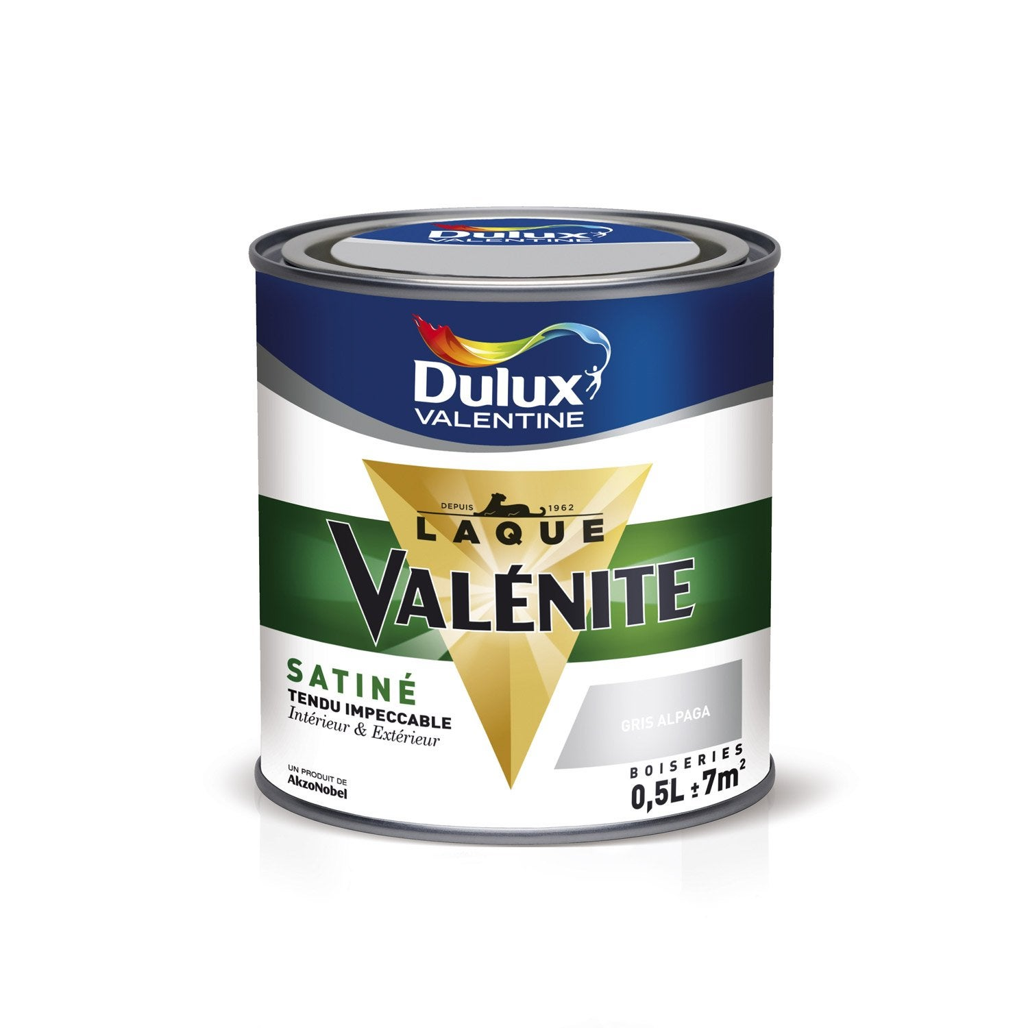 dulux valentine blanc satin resine de protection pour peinture. Black Bedroom Furniture Sets. Home Design Ideas
