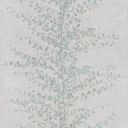 Papier peint guirlande arbre vert m tal intiss sherwood leroy merlin - Arbre lumineux leroy merlin ...