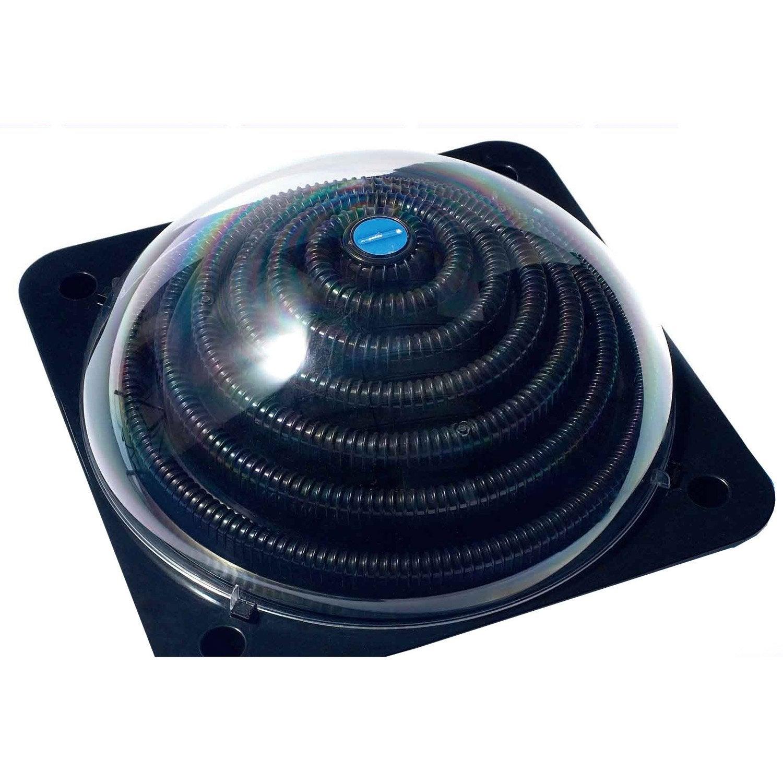 Chauffage solaire pour piscine pool expert d me solaire 0 for Chauffage solaire piscine dome