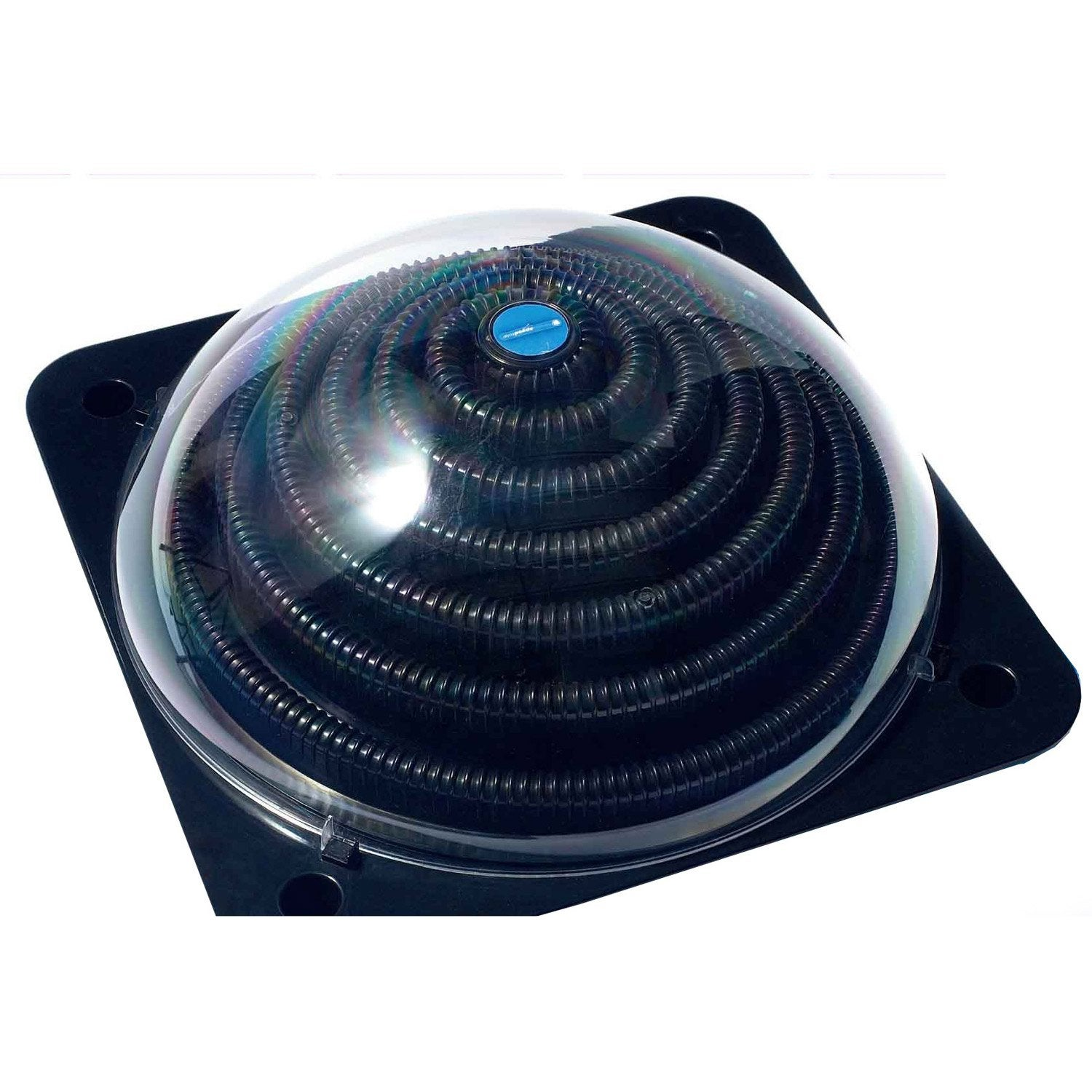 Chauffage solaire pour piscine pool expert leroy merlin for Chauffage piscine hors sol intex
