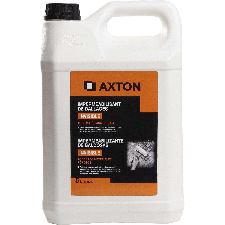 Imperm abilisant axton 5 l incolore leroy merlin - Sol resine leroy merlin ...