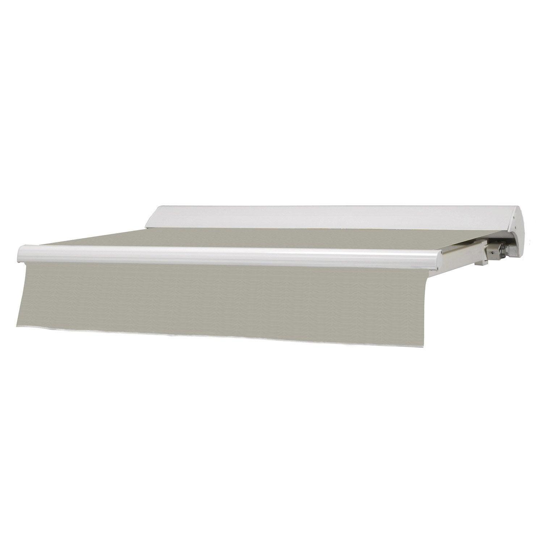 store banne motoris bal are semi coffre aluminium larg. Black Bedroom Furniture Sets. Home Design Ideas