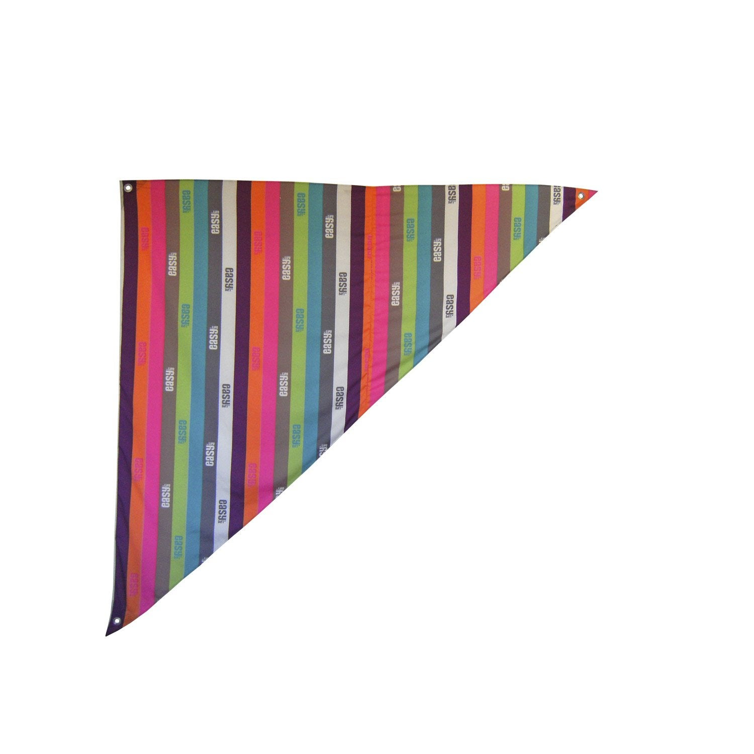 Voile d 39 ombrage triangle happy 390x390 cm leroy merlin - Forum voile d ombrage ...