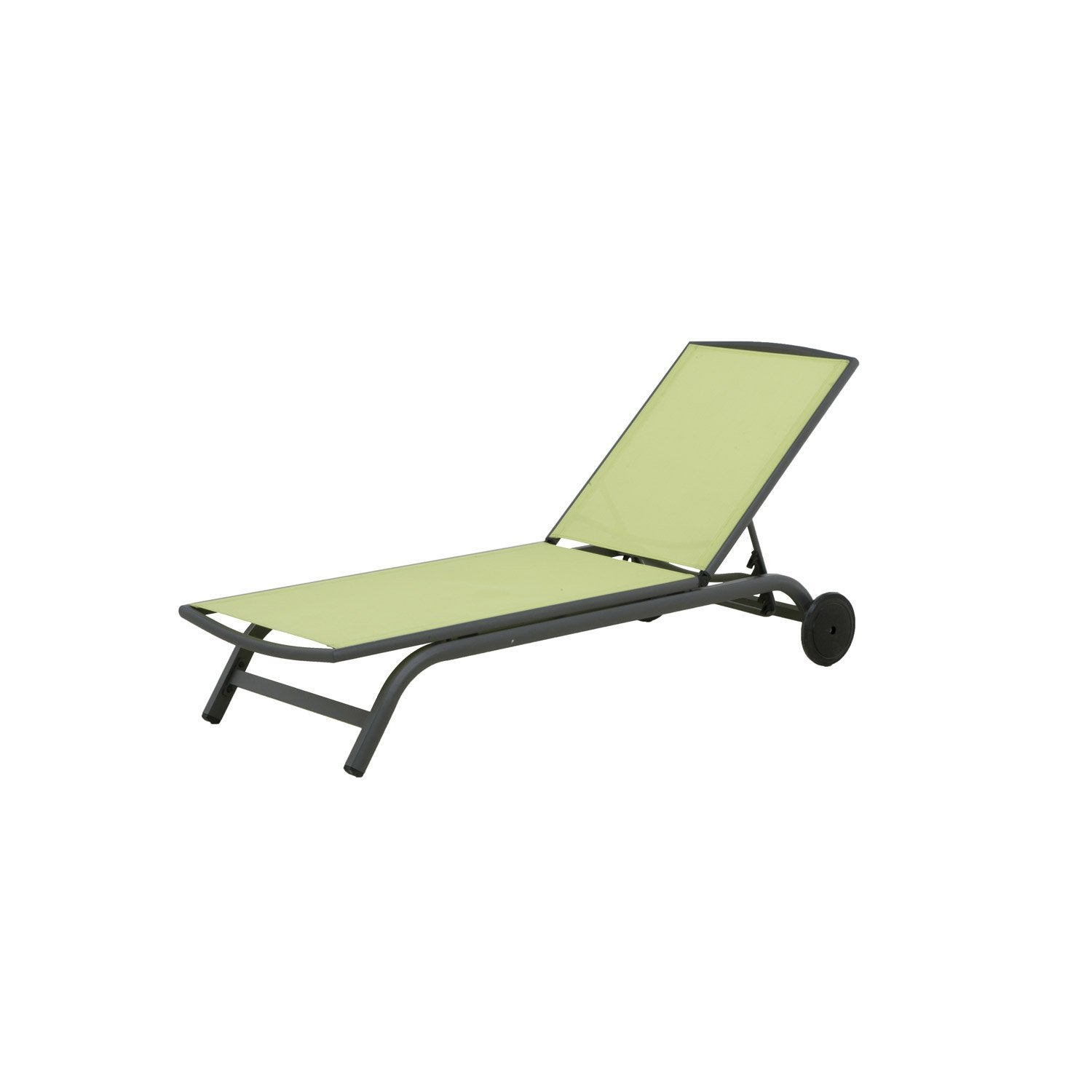 Transat jardin carrefour for Chaise longue carrefour