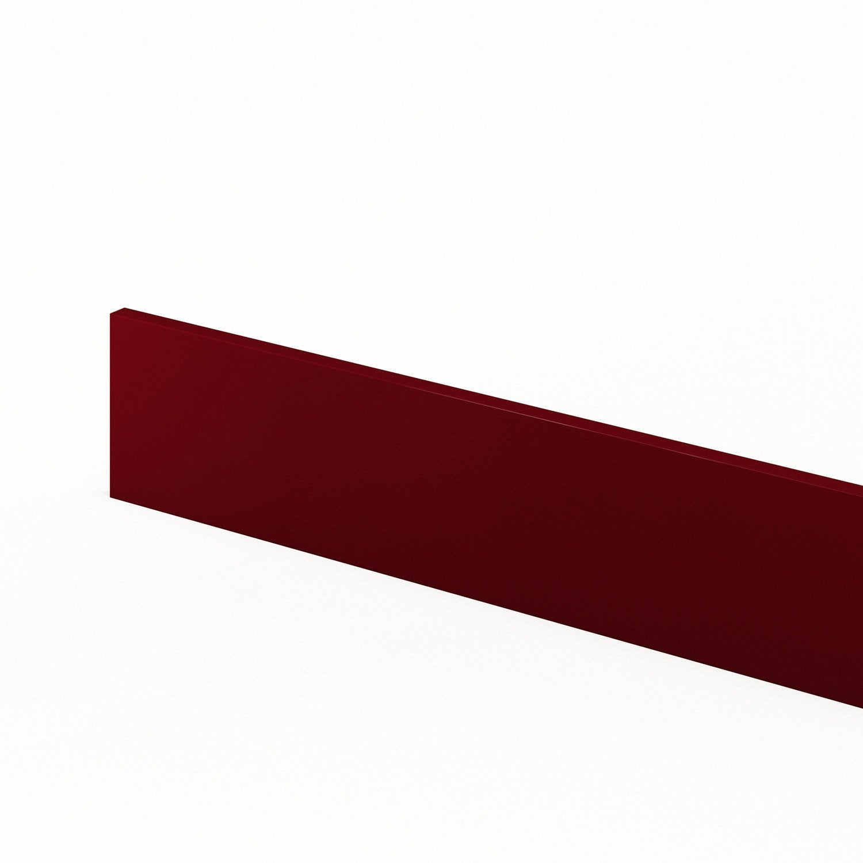 plinthe de cuisine blanc griotte x cm leroy merlin. Black Bedroom Furniture Sets. Home Design Ideas