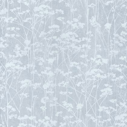 Papier peint foret bleu iris intiss sherwood leroy merlin for Foret carrelage leroy merlin