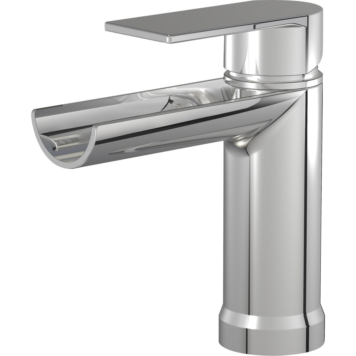 Lavabo top home design for Robinet de salle de bain leroy merlin