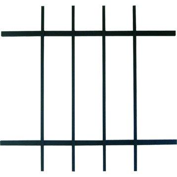 Grille de d fense pour fen tre s rie eco haut 65 x larg for Grilles de defense pour fenetre