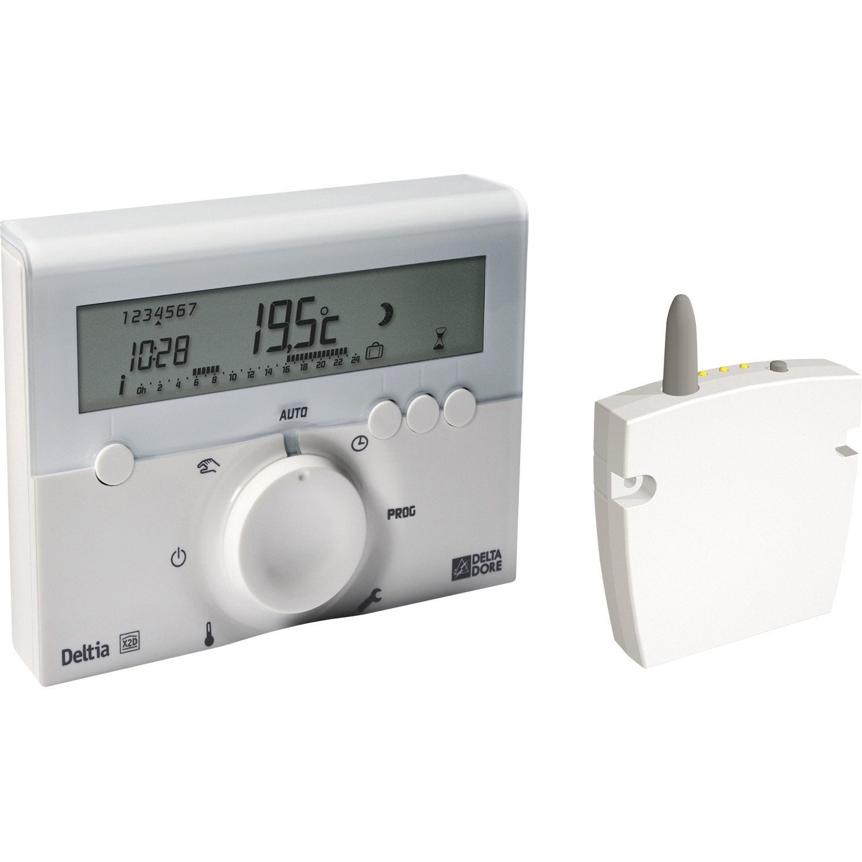 thermostat chaudiere sans fil thermostat chaudiere sans. Black Bedroom Furniture Sets. Home Design Ideas