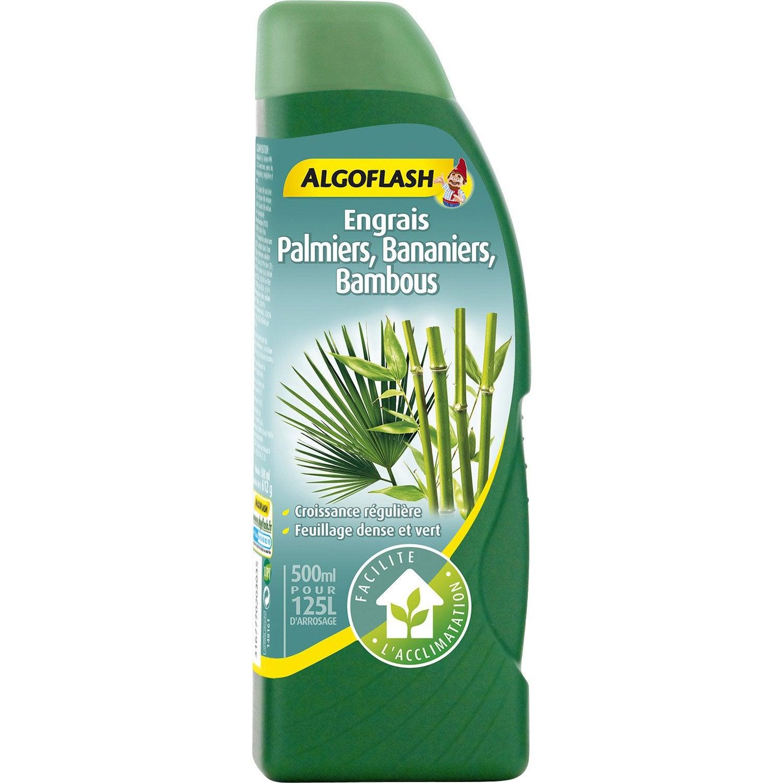 Engrais palmiers algoflash 500 ml leroy merlin - Engrais pour palmier ...