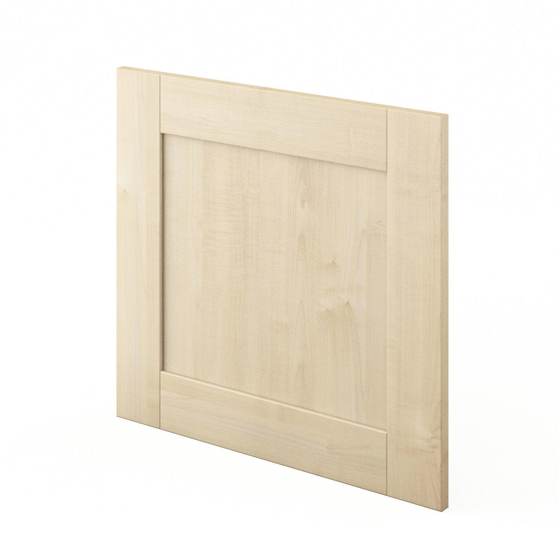 porte lave vaisselle de cuisine blanc ines x cm. Black Bedroom Furniture Sets. Home Design Ideas