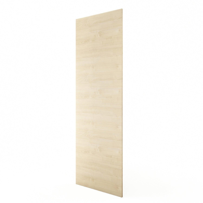 Joue colonne de cuisine blanc ines l65 x h200 cm leroy - Colonne cuisine leroy merlin ...
