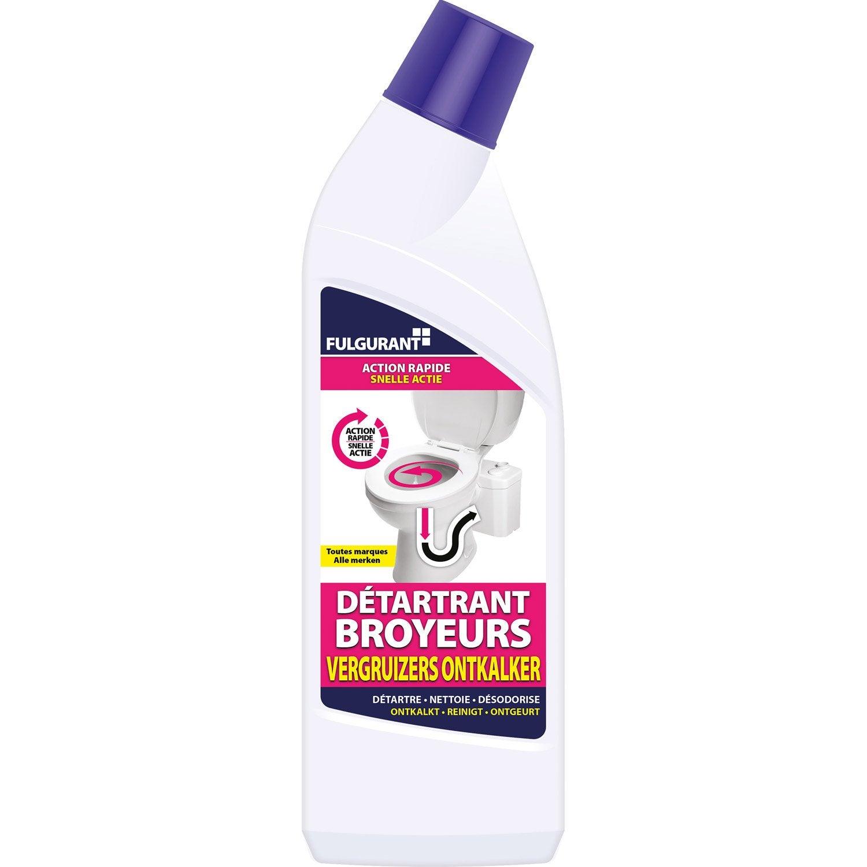D tartrant pour broyeur fulgurant sanitaire 1 leroy merlin - Broyeur de branches leroy merlin ...
