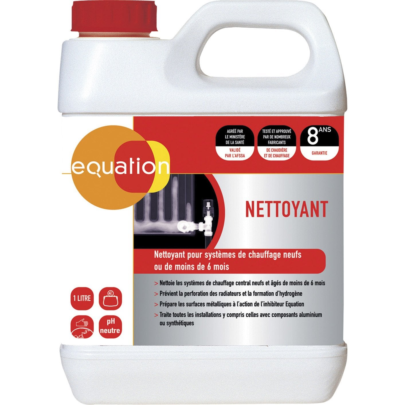 Antibruit liquide pour chaudi re 1 l equation leroy merlin - Rideaux anti bruit leroy merlin ...