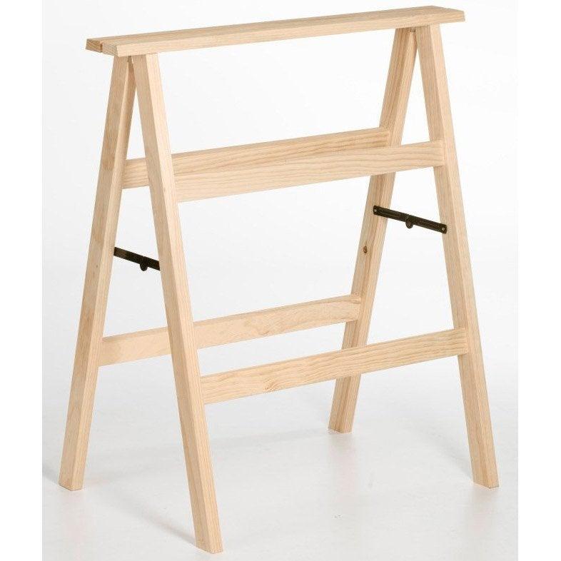 tr teau pin tapissier x cm leroy merlin. Black Bedroom Furniture Sets. Home Design Ideas