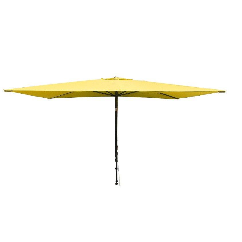 parasol balcon l o vert anis rectangulaire x cm leroy merlin. Black Bedroom Furniture Sets. Home Design Ideas