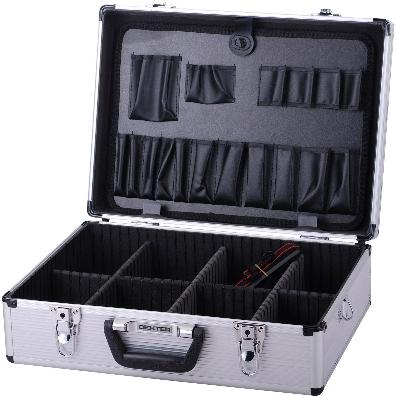 Valise outils dexter cm leroy merlin - Caisse a outils leroy merlin ...