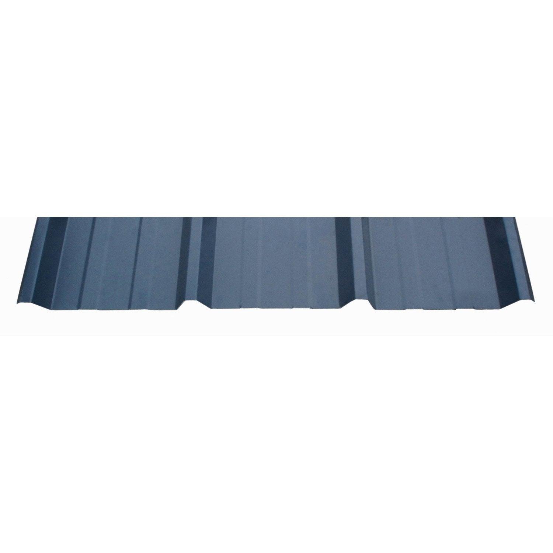 Plaque nervur e anti condensation bleue 2 x 1 m leroy merlin - Fumigene anti puce leroy merlin ...