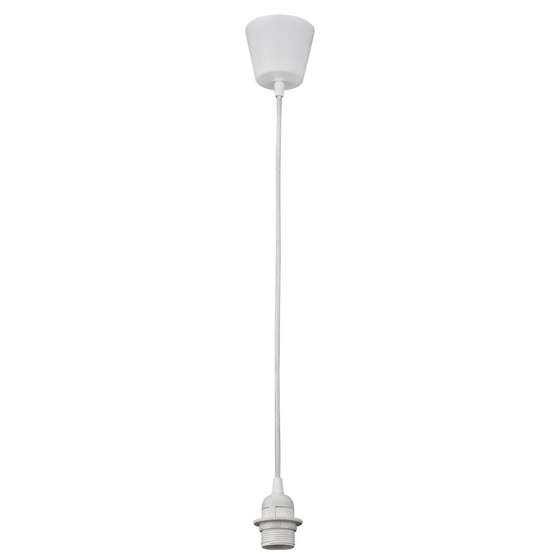 Cable suspension luminaire – Transformer. Electronique industrielle.