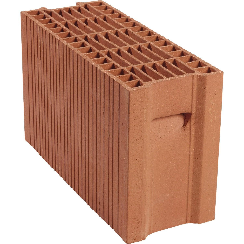 brique ma onner 20x30x57 cm leroy merlin. Black Bedroom Furniture Sets. Home Design Ideas
