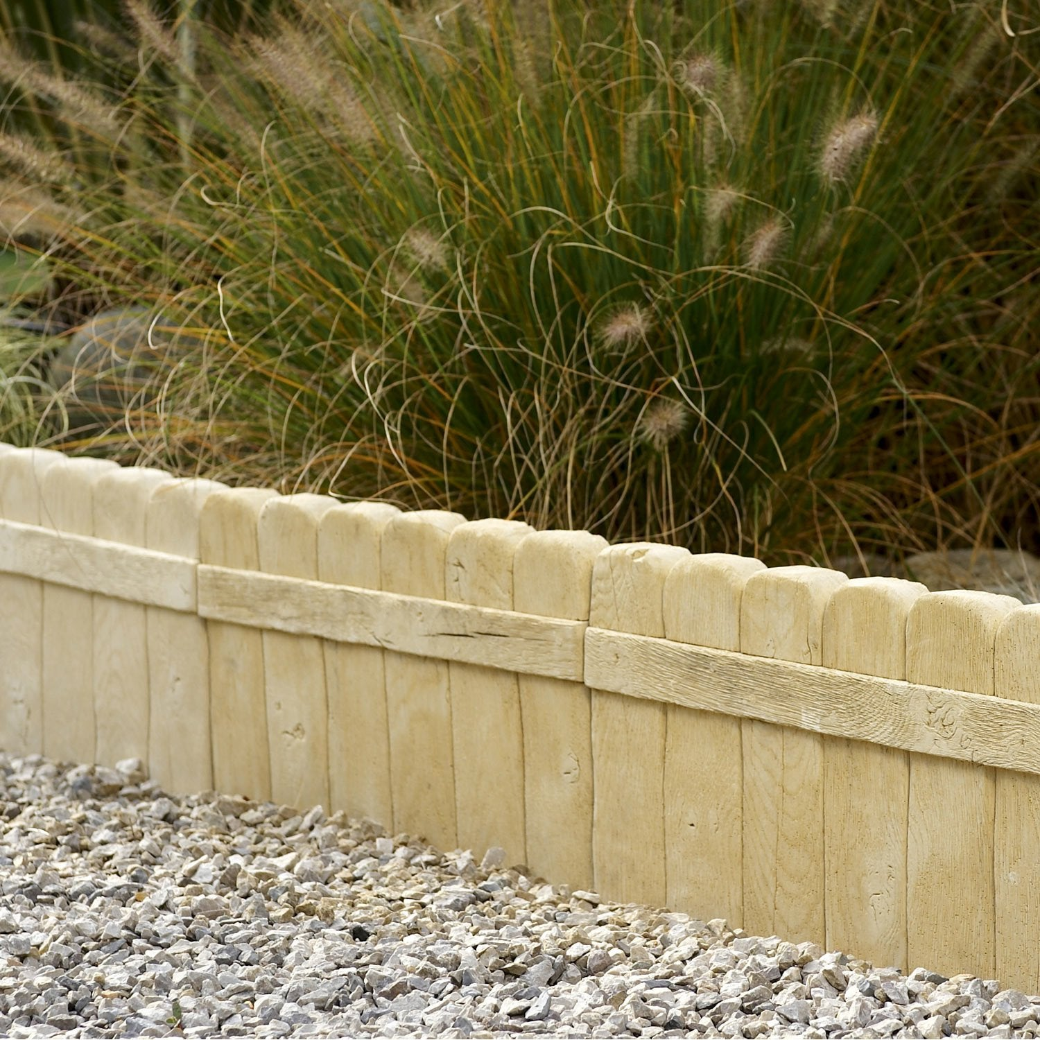 Bordure droite alp ge b ton naturel x cm for Bordure fenetre beton