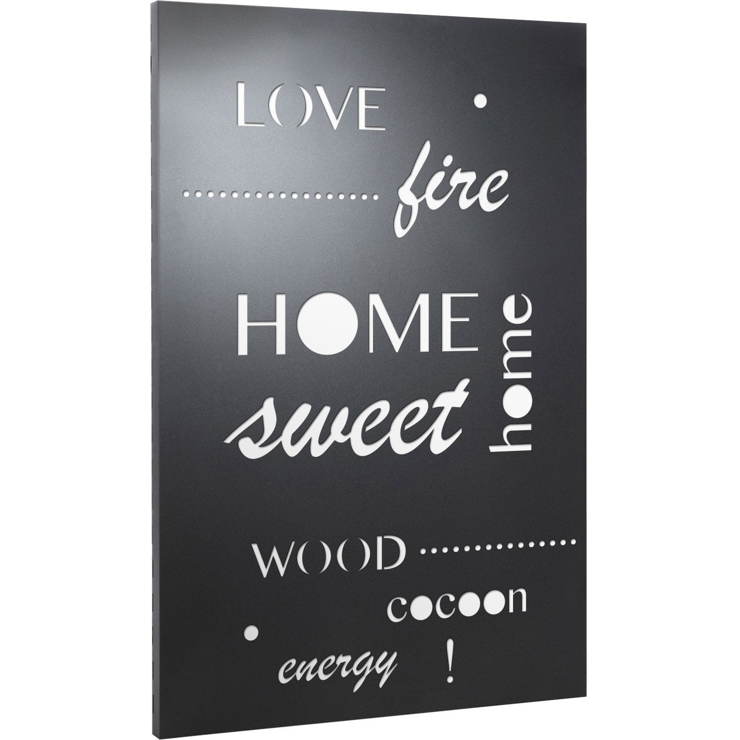 plaque de protection murale equation home 80 x 120 cm leroy merlin. Black Bedroom Furniture Sets. Home Design Ideas