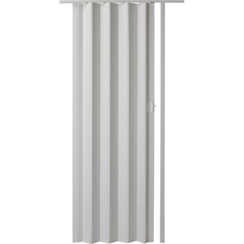Porte extensible rio fr ne blanc 205 x 85 cm pais d for Table pliante largeur 85