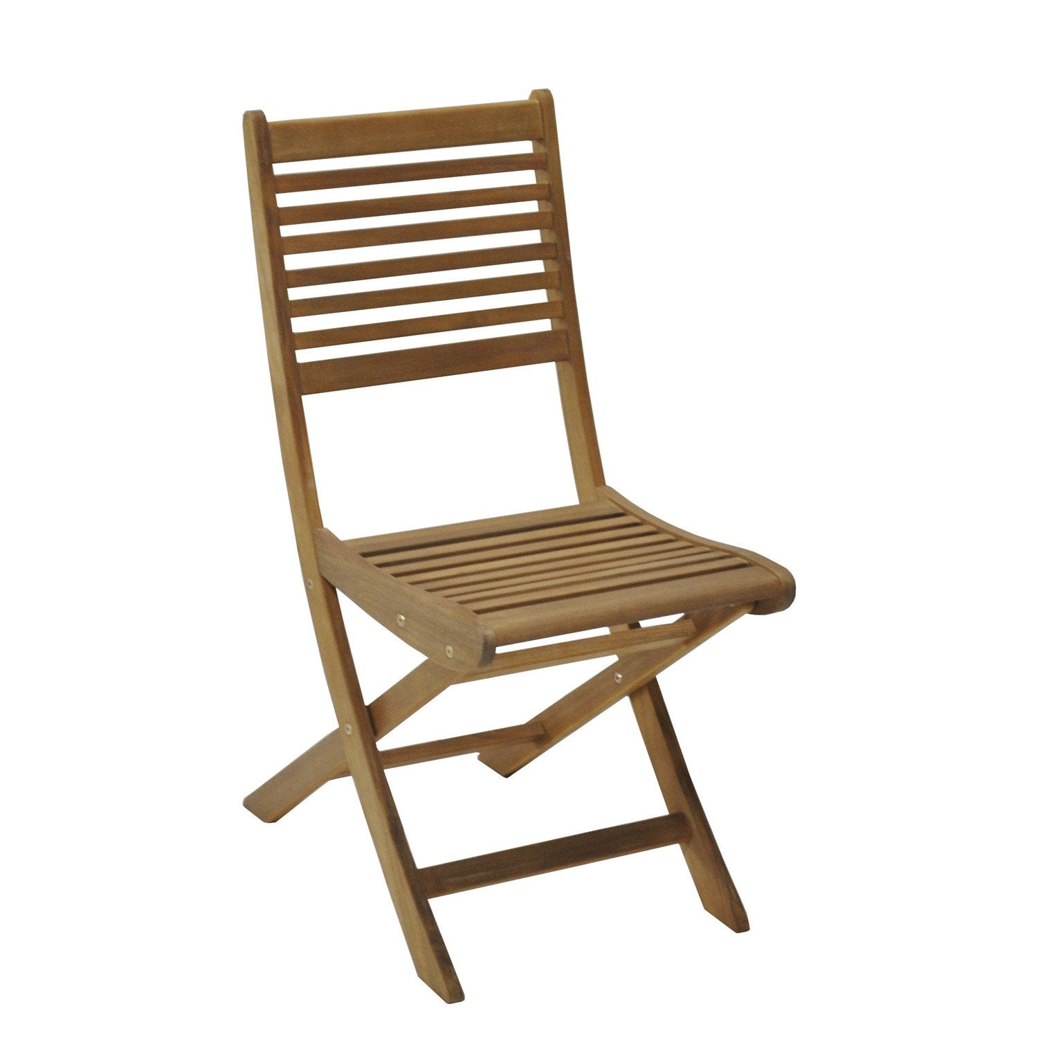 Chaise pliante leroy merlin 28 images chaise pliante for Chaise longue en bois de jardin