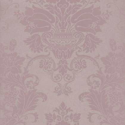 papier peint ornement rose iris intiss trio leroy merlin. Black Bedroom Furniture Sets. Home Design Ideas