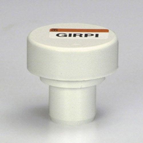 aérateur à membrane en pvc à coller, mâle, d.40 | leroy merlin