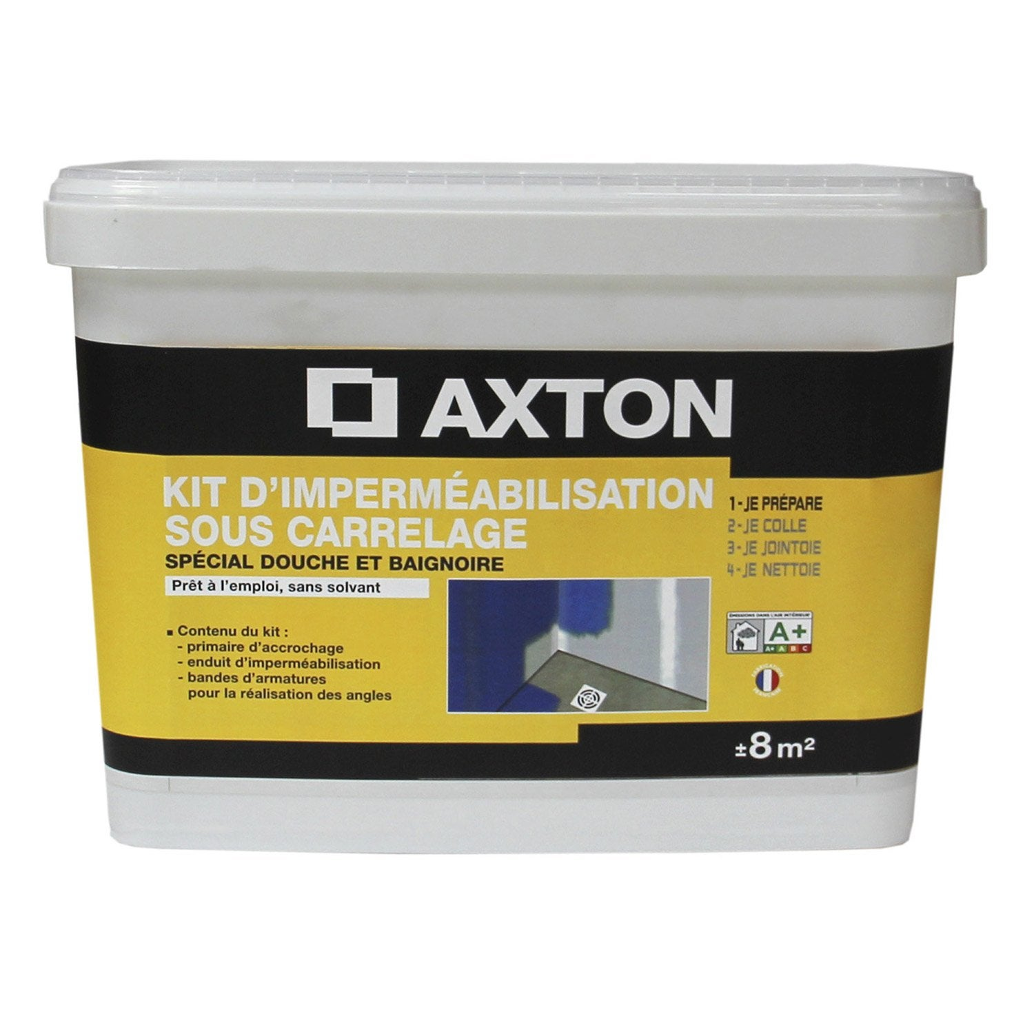 kit imperm abilisation axton 8 kg leroy merlin