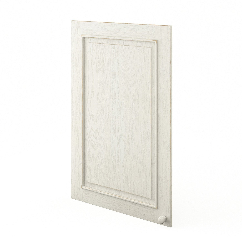 porte de cuisine blanc f60 92 cosy l60 x h92 cm leroy. Black Bedroom Furniture Sets. Home Design Ideas