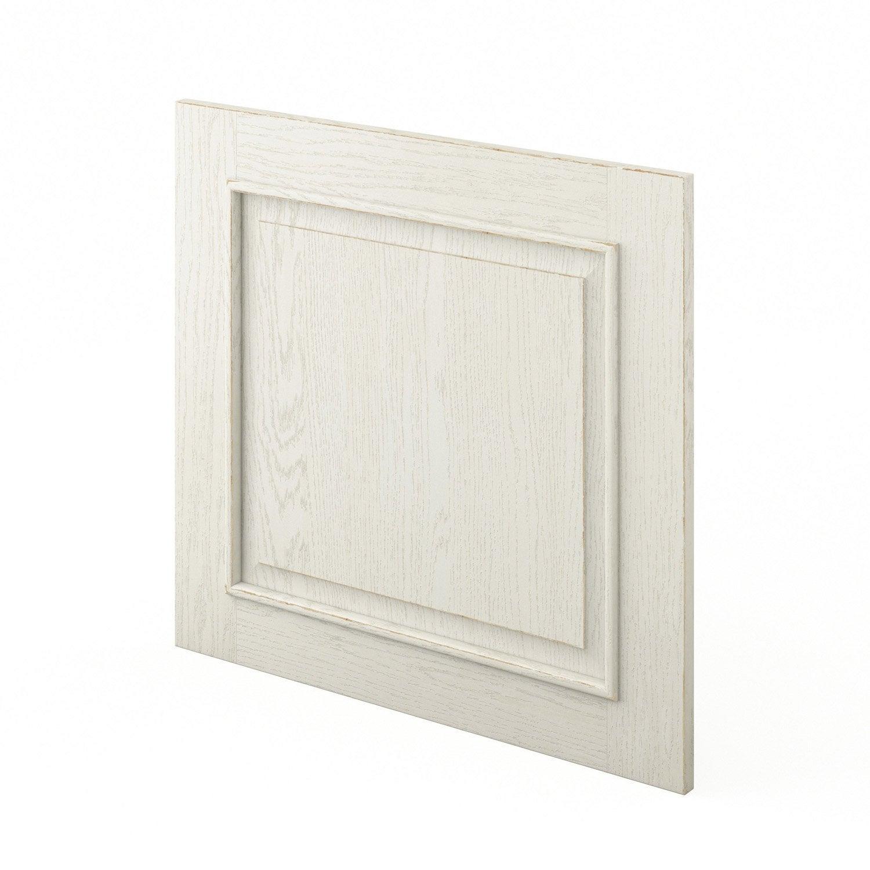 porte lave vaisselle de cuisine blanc cosy x cm. Black Bedroom Furniture Sets. Home Design Ideas