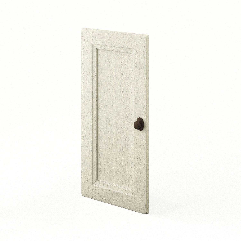 Porte pour angle de cuisine beige tradition x for Porte 70 cm de large