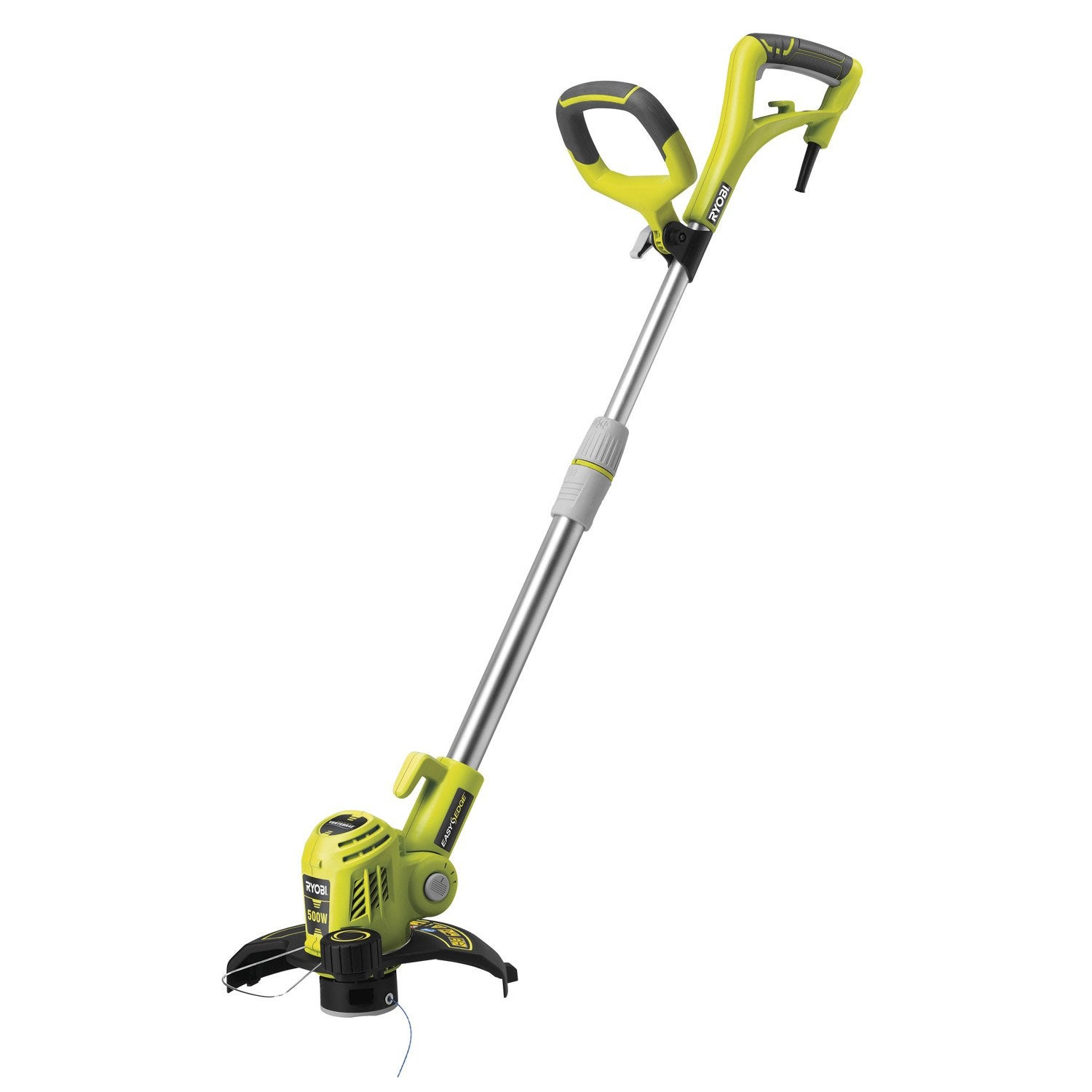 Coupe bordures electrique ryobi rlt5027pk3 500 w leroy - Pieces detachees pour coupe bordure ryobi ...