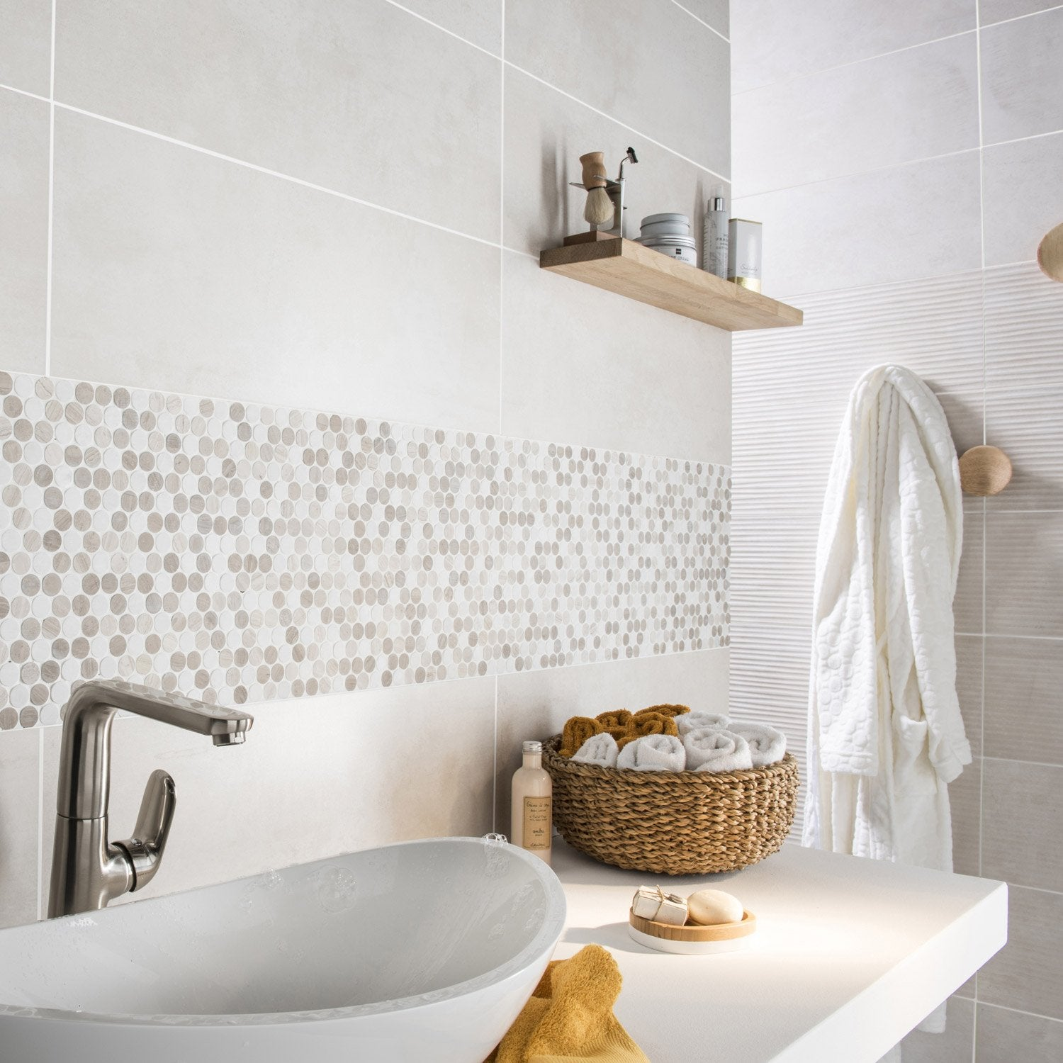 Unique Salle De Bain Faience Home Idea