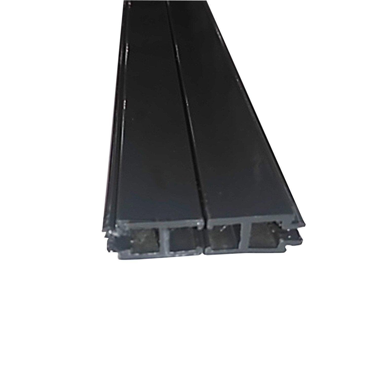 Rehausse de profil porteur gris ral 7016 l 3 m leroy merlin - Gris ral 7016 ...