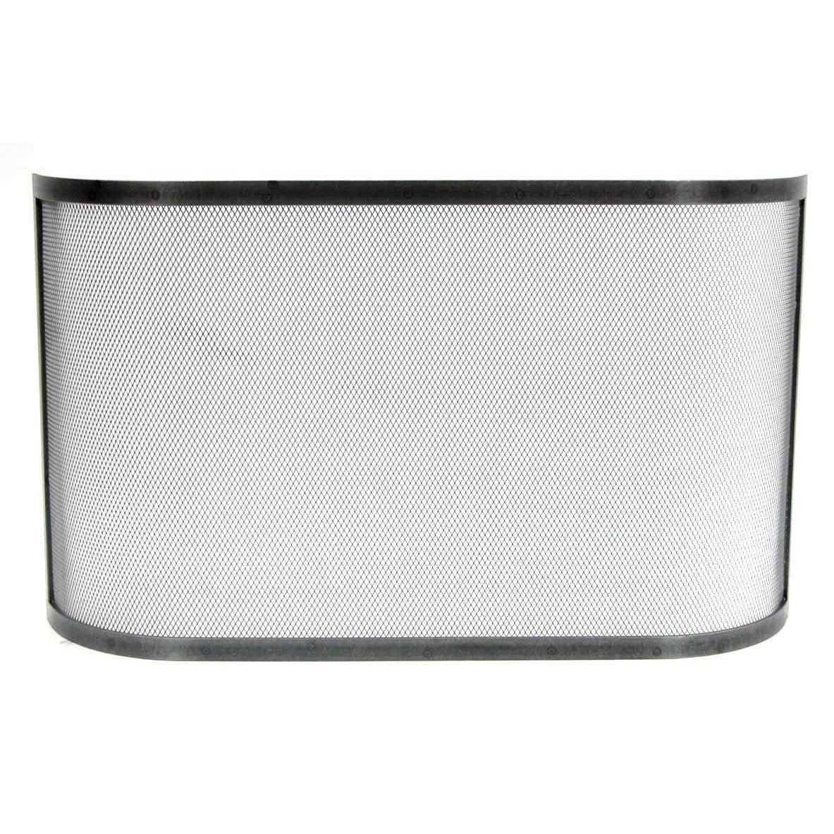 pare feu 1 volet lemarquier pfs1504g fer forg leroy merlin. Black Bedroom Furniture Sets. Home Design Ideas