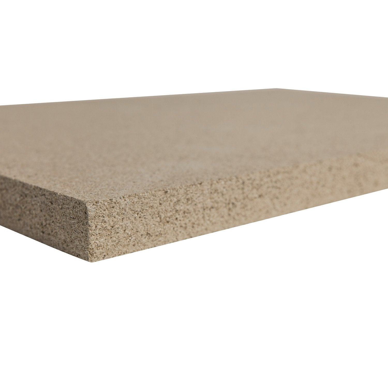 Plaque de vermiculite ADURO 50x33cm  Leroy Merlin