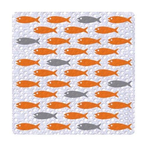 tapis antid rapant transparent pour douche luna fish leroy merlin. Black Bedroom Furniture Sets. Home Design Ideas