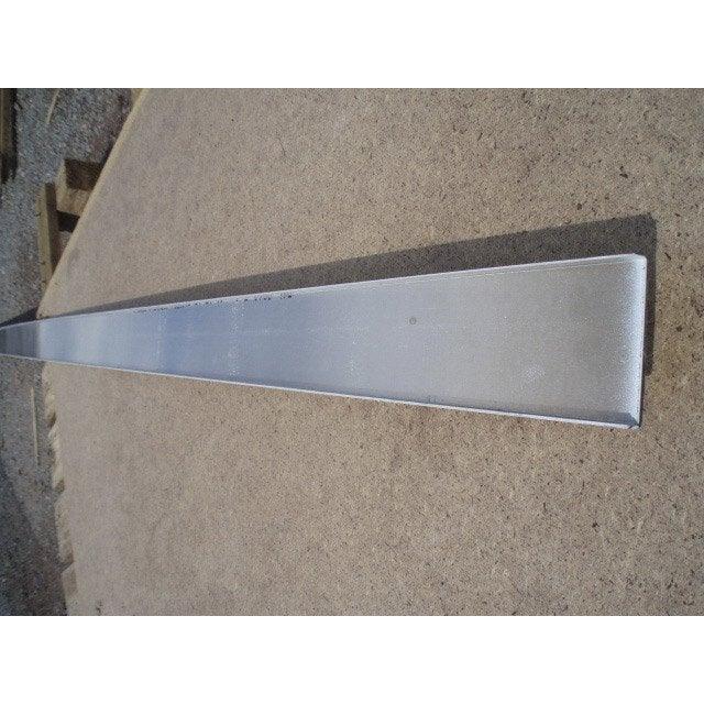 Profil finition block lock blanc 3 m leroy merlin for Profile de finition carrelage