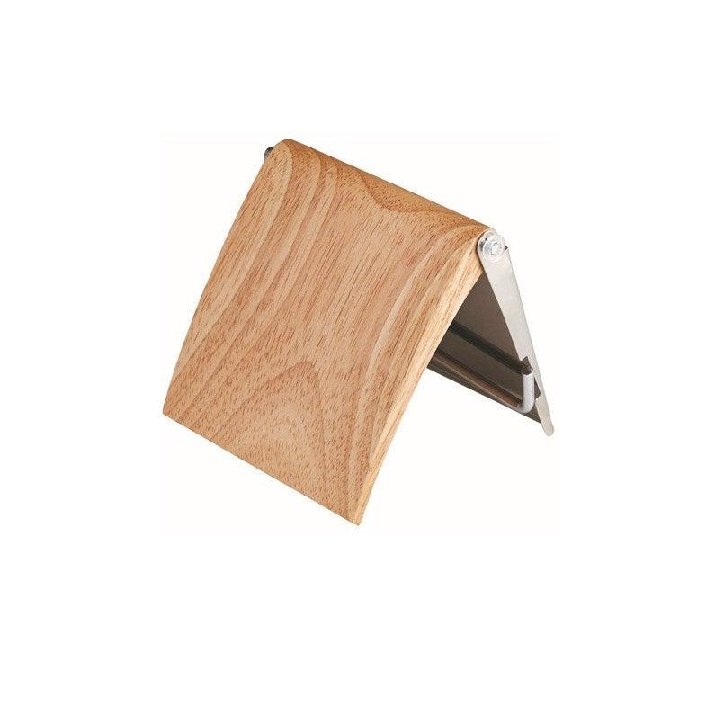 d rouleur papier wc scandi bois leroy merlin. Black Bedroom Furniture Sets. Home Design Ideas