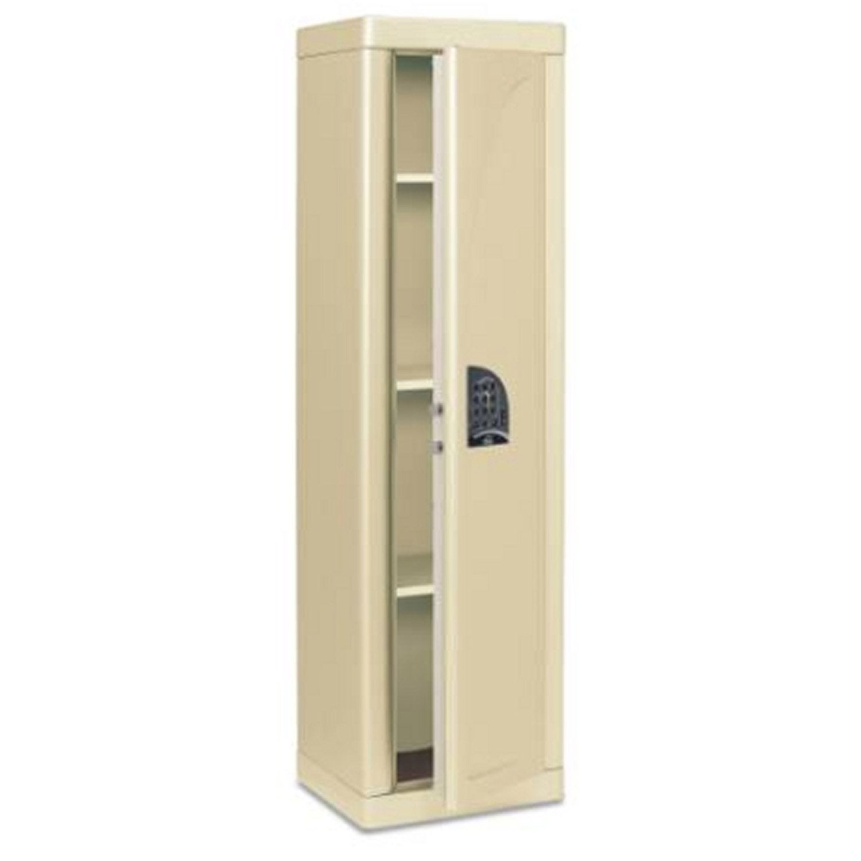 armoire fusils code 6 fusils stark l4651be x x cm leroy merlin. Black Bedroom Furniture Sets. Home Design Ideas