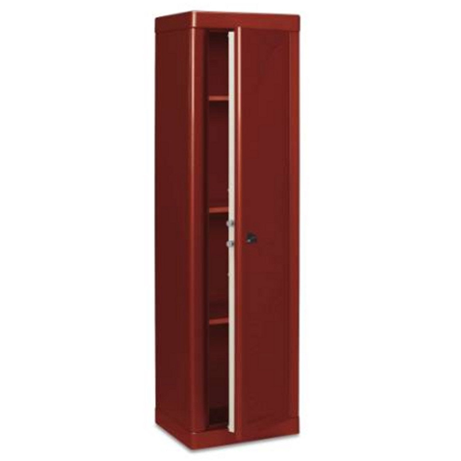 armoire fusils cl 6 fusils stark l4601bo x x cm leroy merlin. Black Bedroom Furniture Sets. Home Design Ideas