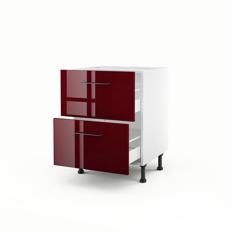 Ct4bn meuble cuisine tiroir meuble cuisine for Meuble a tiroir cuisine