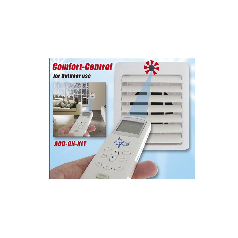 kit confort control pour climatiseur transform suntec leroy merlin. Black Bedroom Furniture Sets. Home Design Ideas
