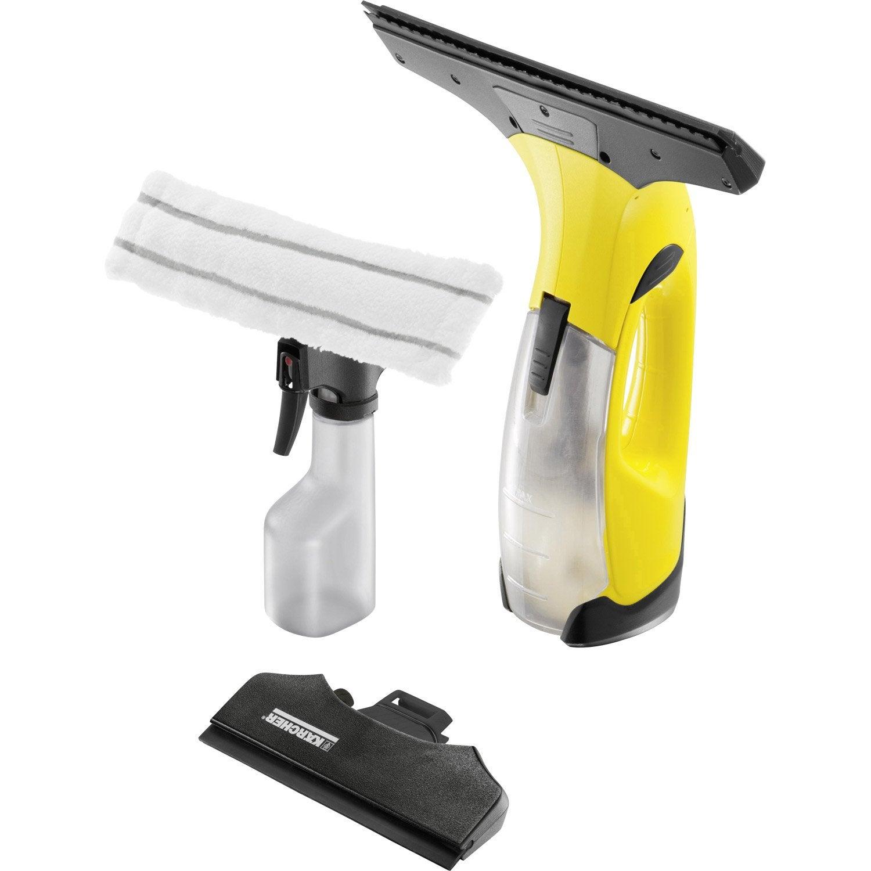 Lave vitre pour lave vitres karcher wv2 premium jaune - Karcher pour vitre ...