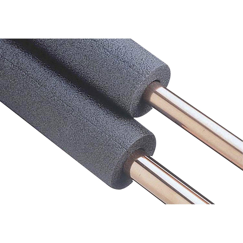 Manchon d 39 isolation poly thyl ne x 60 mm en for Isolation des tuyaux de chauffage